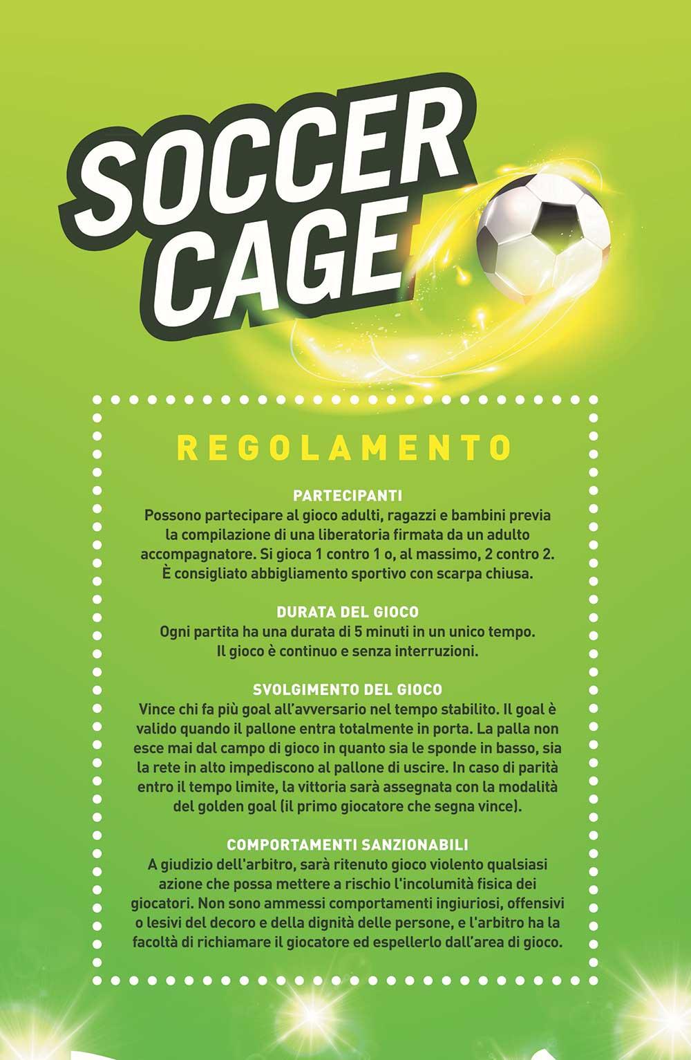 soccercage_regolamento