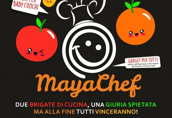 MayaChef_gara di cucina CC Gabbiano